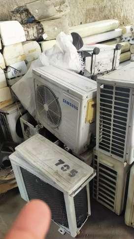 Siap tampung Ac bekas,besi tua,tembaga,atau barang elektronik exkantor