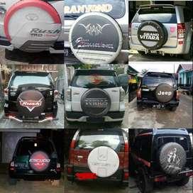 Cover/Sarung ban Rush Toyota/Terios Taruna Touring Vitara ThePhunisher