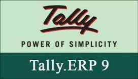 Experience of accounting in tally