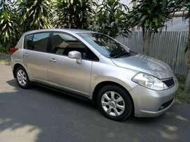 Nissan latio 2007 matic