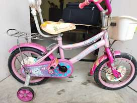 Allen Kids Cycle for 3-6 years old, excellent condition