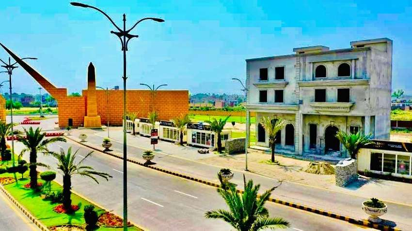 10-Marla Residential Plot File For Sale In Very Good Location 0