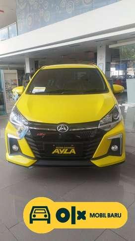 [Mobil Baru] Daihatsu  Ayla New 2021 MT 1.2 DP Hanya 15jt