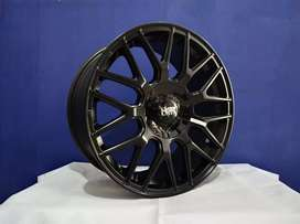 Jual Velg HSR for swifr,yaris,datsun,jazz,mobilio,baleno,freed,march