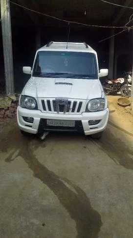 Mahindra Scorpio 2012 Diesel Well Maintained