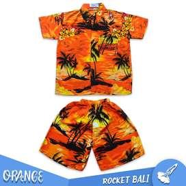 Baju Pantai Anak Laki2 - Setelan Pakaian Pantai Anak - Baju Anak Murah