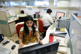 Job for girls fresher urgent requirement