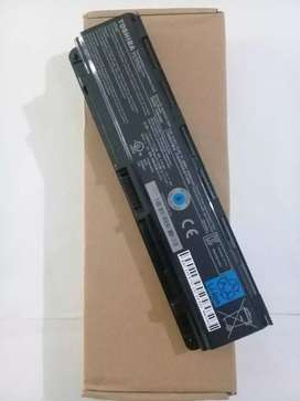 Promo batteray Laptop Toshiba PA 5024 Original
