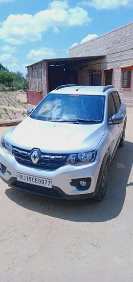 Renault KWID 2017 Petrol Well Maintained
