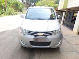 Chevrolet Enjoy 1.3 LTZ 7 STR, 2013, Diesel