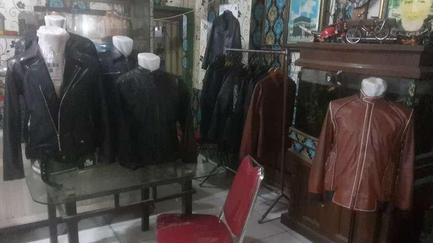 Jaket kulit asli made in garut