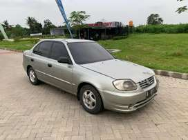 Hyundai excel manual