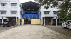 Pabrik Siap Huni di Kawasan Industri di Klapanunggal