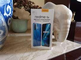 Sale Resmi Realme 5s 4/128 GB Blue