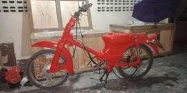 Rangka Honda astra