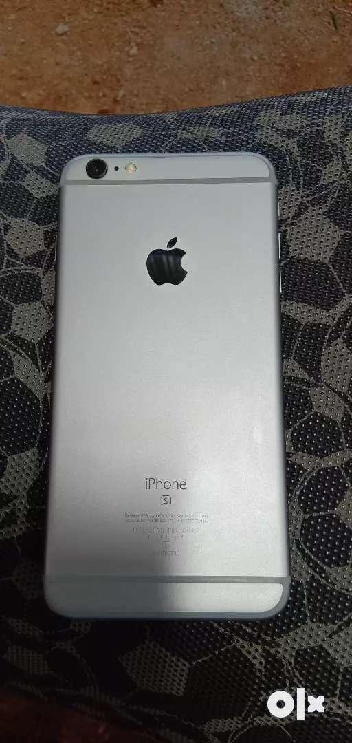 I phone 6s plus 0