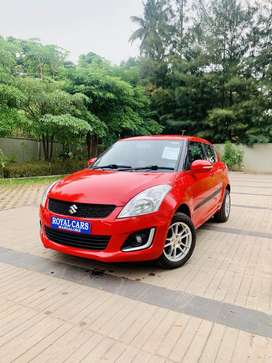 Maruti Suzuki Swift VDi ABS BS-IV, 2015, Diesel