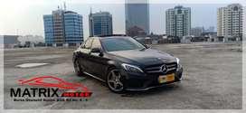Mercedes Benz C250 AMG 2017 Antik ATPM