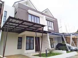 Rumah Villa Readystok Dicihanjuang, Dekat Borma, Kepaster Sukajadi