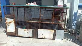 Dog / Hen  Cage For Available