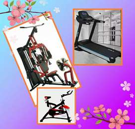 Paket Hemat Gym Homeuse TOTAL Fitness
