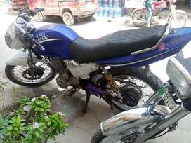 Piaggio exchanged