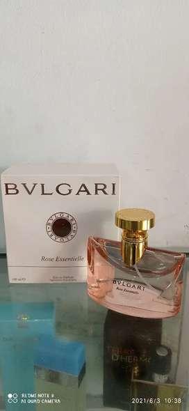 Parfum Bulgari Rose Or.Singapore..