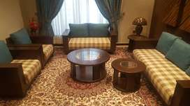 7seater sofa set