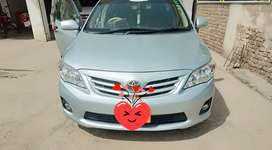 Toyota Altis1.6 2014 manual