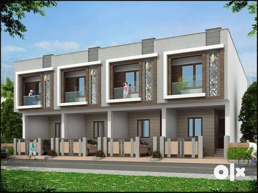 Premium Duplex Villa-98 Gaj size 0