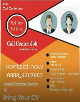 Jobs available for call center (2020)