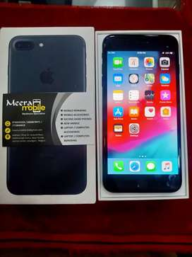 IPHONE 7+, 32GB INTERNAL, SCRATCHLESS CONDITION