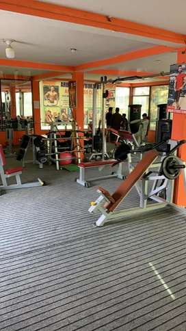 Full Gym For Selling