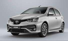 Toyota Etios Xclusive Diesel, 2019, Diesel