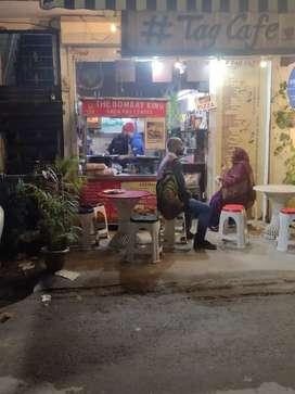 Space for Momo counter or Tandoori Tea stall