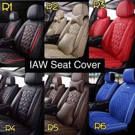 Sarung Jok (seat Cover)  CRV HRV BRV Bahan Spounse Original Syntetic