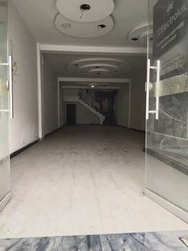 8marla triple story building for rent on main pia road
