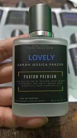 Parfum super awed lovely sarah jesicca parcer