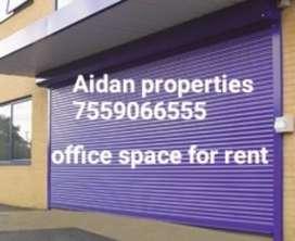 600 sqft office space for rent near chinnakada kollam