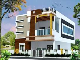 Independent house near Pendurthi very close to 6lines highway leaving