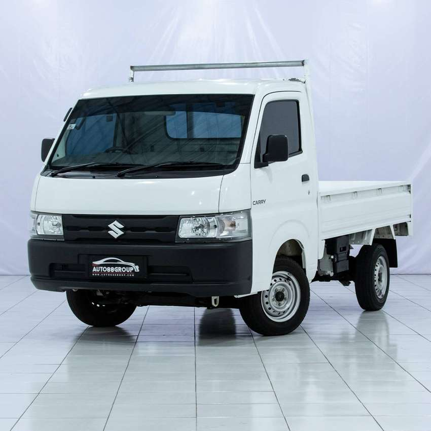 SUZUKI NEW CARRY PICK UP MT  WHITE 2019