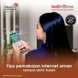 Layanan resmi IndiHome