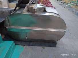 Water Purifier Stell drum