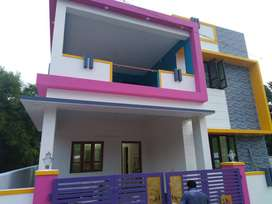 4 BHK HOUSE WITH TERRACE  FOR SALE IN SOORAPALLAM,  NAGERCOIL