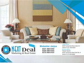 2-Beds Family Apartment Brand New MAIN NUST Road Sector H 13 Islamabad