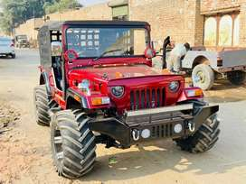 Rahul jeep modified-All type of open jeeps Modified