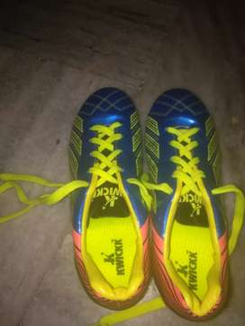 Football shoes not used till now new shoes