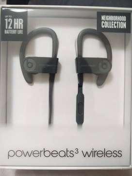 Brand new Powerbeats 3 Wireless Earphones(Neighbourhood Collection)