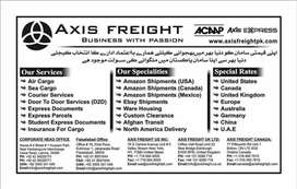 Axis freight