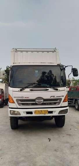 Hino Lohan Tronton FL 235 JW Box Besi 2012